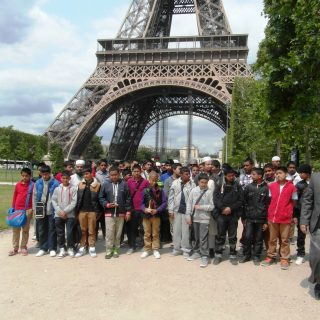 Darul Hadis Latifiah FRANCE TOUR
