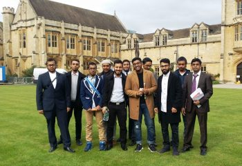 Oxford University Visit 2017 DHL School6